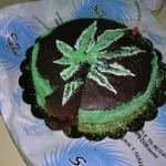 עוגת מריחואנה