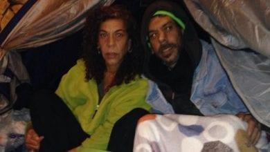 "Photo of באוהל מול הכנסת: ""או שישחררו לנו את הצמח או שנמות"""