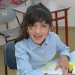 מאיה בת 9 שחולה באפילפסיה