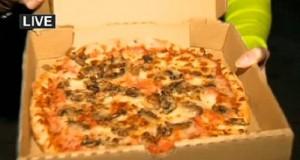 פיצה מריחואנה