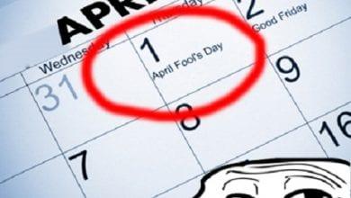 אחד באפריל: מתיחות