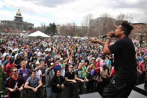 חגיגות 420 בדנבר, קולורדו