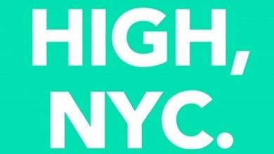 HIGH NYC - פרסומת מריחואנה בניו יורק