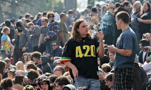 חגיגות 420 בלונדון, אנגליה