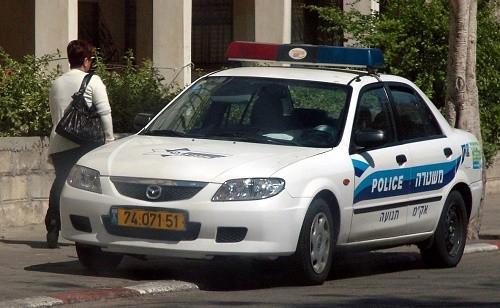 משטרה - חיפוש לא חוקי