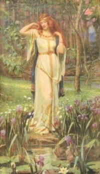 Priya - Nordic Hemp goddess
