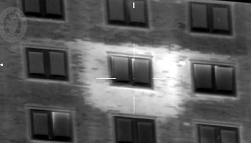 מזהים בית גידול בעזרת מצלמות תרמיות