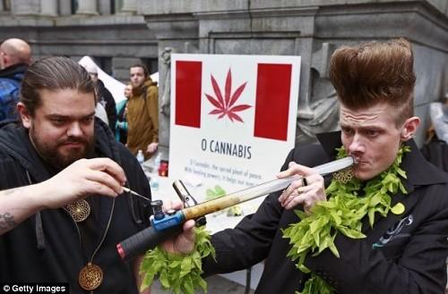 חגיגות 420 בונקובר, קנדה