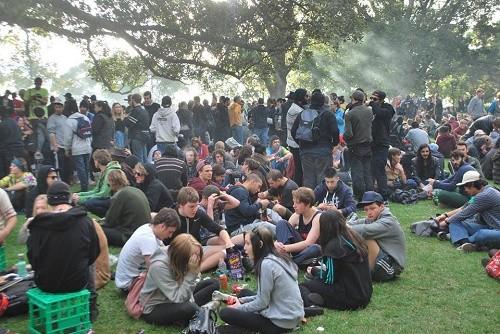 חגיגות 420 בויקטוריה, אוסטרליה