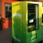 מכונה אוטומטית לממכר קנאביס