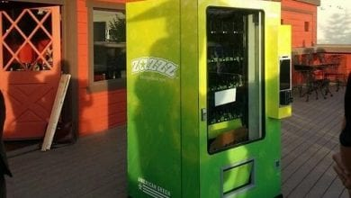 Photo of חדש בקולורדו: מכונה אוטומטית לממכר מריחואנה