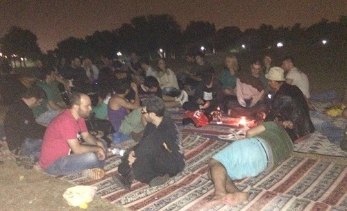 ליל הבאנגים תל אביב