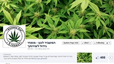 Photo of המשביר לגנן: דף פייסבוק חדש מלמד איך לגדל מריחואנה