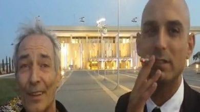 Photo of לקראת העצרת: מעשנים ג'וינט בכנסת