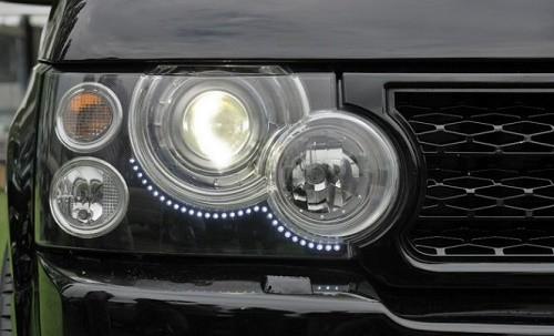 גונבים פנסי LED