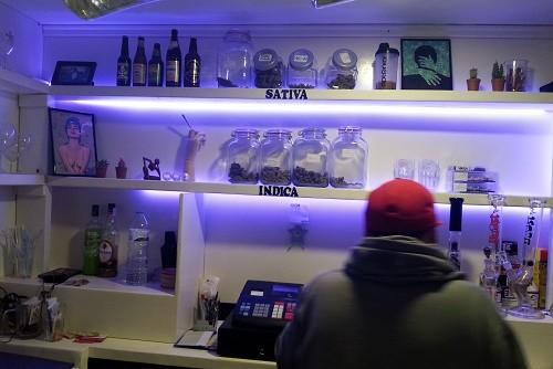 Club Cannabis Barcelona
