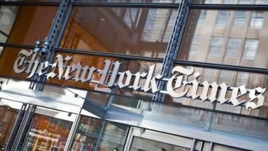 """Photo of עצומה נגד הניו יורק טיימס: """"עושים בדיקות שתן לעובדים"""""""