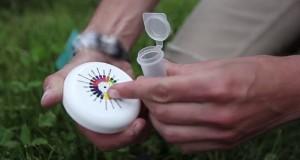 ערכה לבדיקת איכות סמים