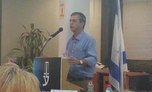 יהודה ברוך - כנס עורכי דין