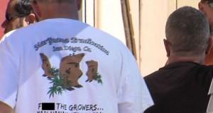 חולצות משטרה קליפורניה