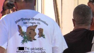 "Photo of חולצות שוטרים בקליפורניה: ""שייז*יינו המגדלים"""