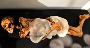 נסיכת הקרח הסיבירית עישנה מריחואנה לפני 2500 שנים