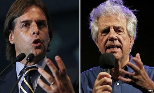 מועמדים נשיאות אורוגוואי