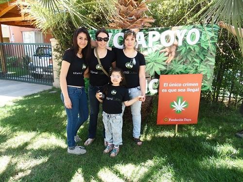 אמהות מגדלות מריחואנה צ'ילה