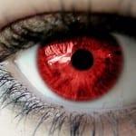 עיניים אדומות מריחואנה