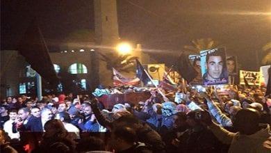 עימותים אלימים ברהט. צילום: sonara.net