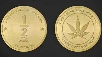 Photo of חדש: מטבעות קנאביס למכירה
