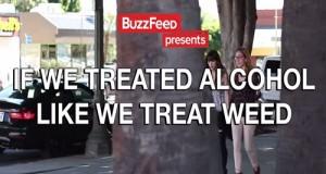 עולם הפוך: אם היינו מתייחסים לאלכוהול כמו לקנאביס