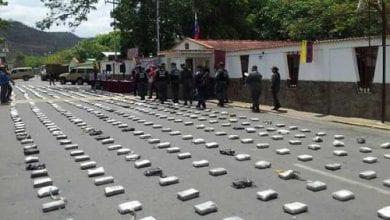 """Photo of ונצואלה: מטוס עם 999 ק""""ג קוקאין התרסק במרכז המדינה"""