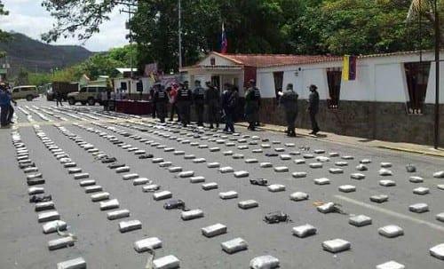 ונצואלה: מטוס עם טון קוקאין התרסק במרכז המדינה