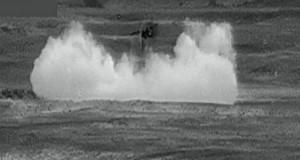 לעין המצלמה: 60 קילו חשיש נתפסו במרדף משטרתי בגבול ירדן