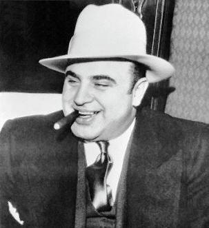 Al Capone - the crime benefits from the prohibition