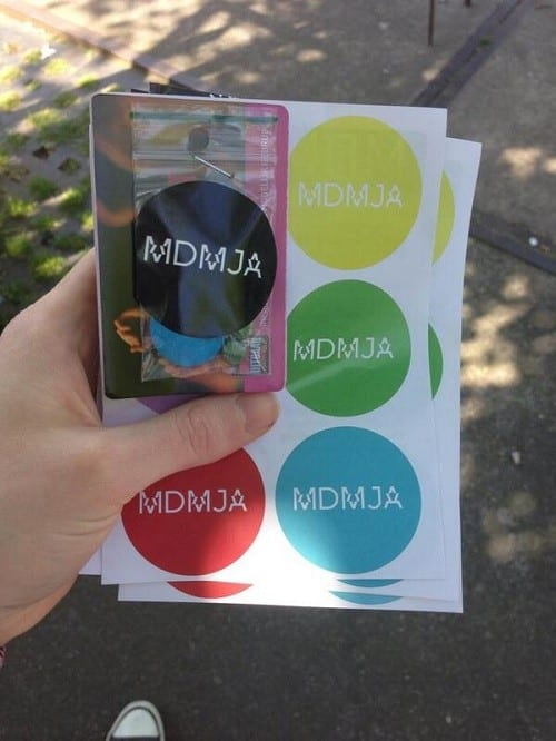 MDMJA - חנות האקסטזי הראשונה בהולנד