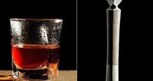 אלכוהול קנאביס