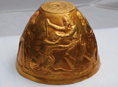 באנגים זהב רוסיה