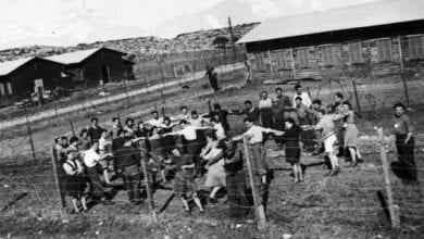 Photo of פיסת היסטוריה: השאכטות בכלא המנדט הבריטי