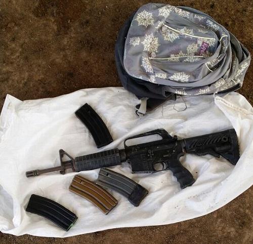 רובה M16 ומחסניות