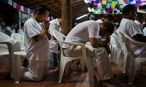 ברזיל: תכנית שיקום בבתי הכלא מציעה 'איוואסקה' לאסירים