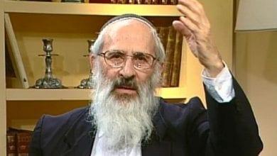 """Photo of הרב שלמה אבינר: """"לגליזציה זה טירוף ורשע"""""""
