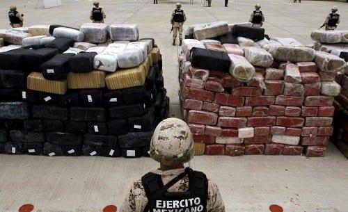 41 טון מריחואנה טיחואנה מקסיקו