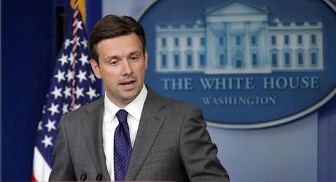 ג'ון ארנסט - מזכיר העיתונות של הבית הלבן