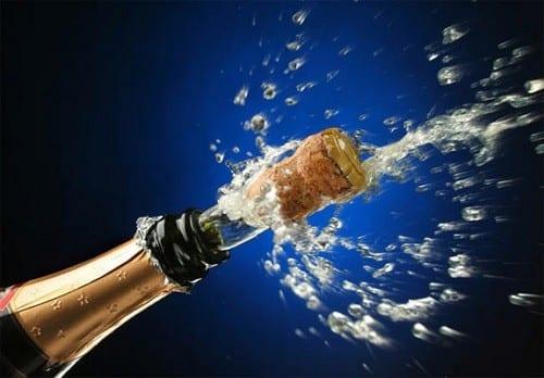 פקק שמפניה