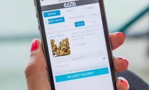 eaze אפליקציה