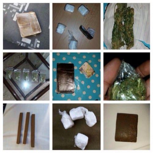 סמים שנרכשו בפייסבוק
