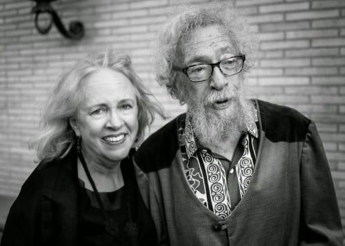 אן לברון, יוצרת האופרה, לצד ג'רד סטיין, התמלילן