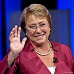 מישל בלצ'ט, נשיאת צ'ילה